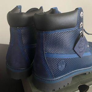 Timberland Waterproof Combat Boots
